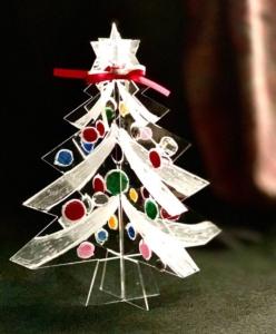 サンケイリビングカルチャーでクリスマスツリーのワークショップ開催